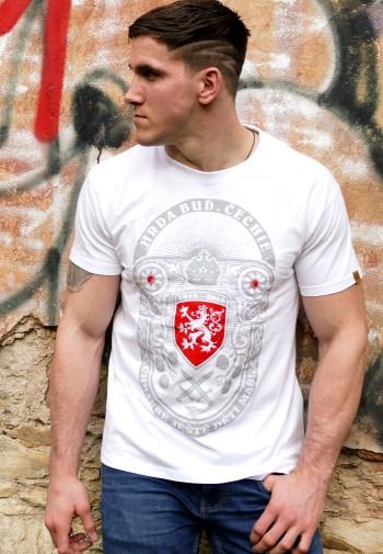 Tričko Hrda Buď Čechie
