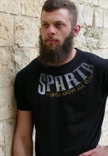 Pánské tričko - This Is Sparta