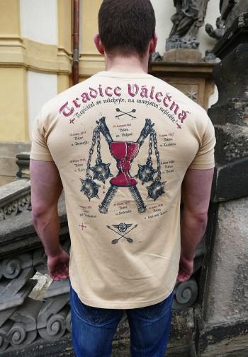 Tričko Tradice Válečná