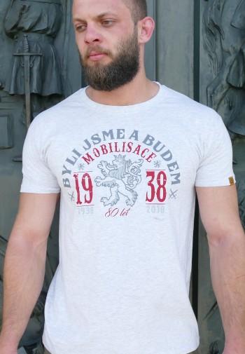 Tričko Mobilisace