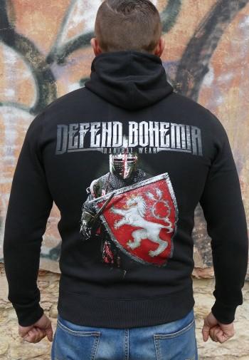 c6edcda08350 Mikina Defend Bohemia Mikina Defend Bohemia