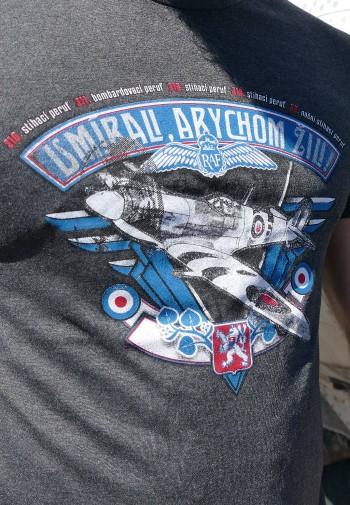 Pánské Tričko RAF